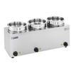 Bemar elektryczny podgrzewacz do zupy 450W 230V 3 x 3.8L