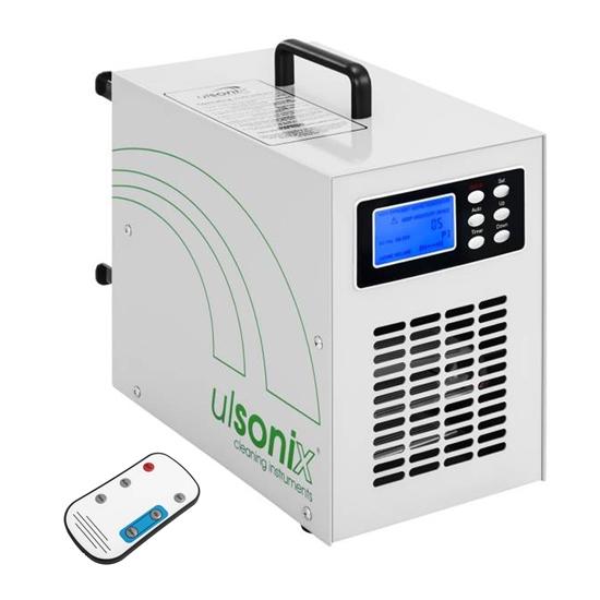 Generator ozonu ozonator z lampą UV Ulsonix AIRCLEAN 98W 7g/h