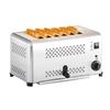 Toster gastronomiczny automatyczny na 6 tostów 230V Royal Catering