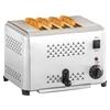 Toster opiekacz automatyczny do 4 tostów kanapek 230V Royal Catering