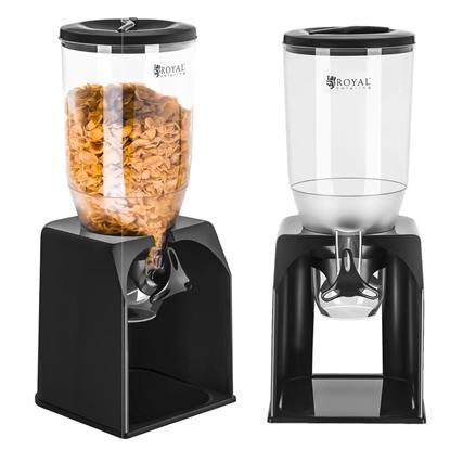 Dozownik dyspenser do produktów sypkich płatków muesli bakalii kawy 3L