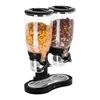 Dozownik dyspenser do produktów sypkich płatków muesli bakalii kawy 2 x 3L