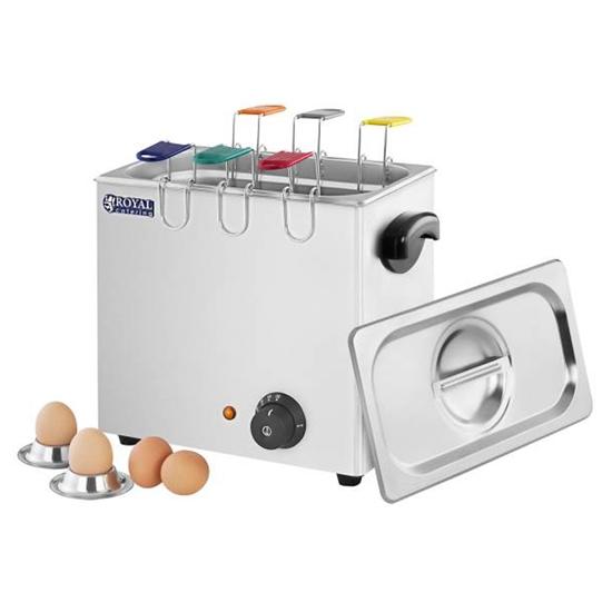 Jajowar urządzenie do gotowania jajek na 6 sztuk 2600W