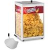 Podgrzewacz witryna grzewcza do nachos orzeszków ziemnych popcornu + szufelka