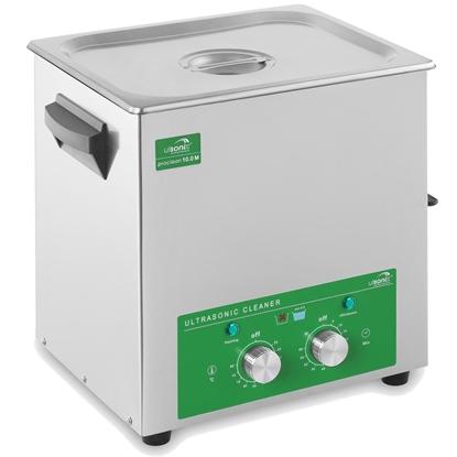 Profesjonalna myjka oczyszczarka ultradźwiękowa Ultrasonic cleaner Proclean 10.0M 10L 240W
