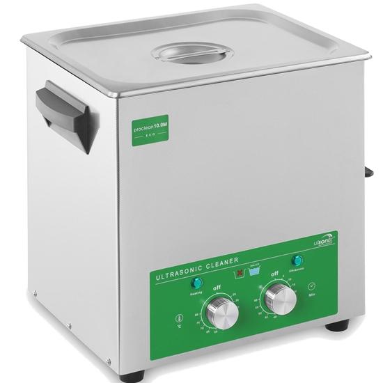 Profesjonalna myjka oczyszczarka ultradźwiękowa Ultrasonic cleaner PROCLEAN 10.0M ECO 10L 310W