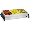 Podgrzewacz do potraw na 3 pojemniki elektryczny 400W Royal Catering