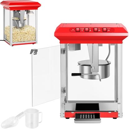 Profesjonalna wydajna maszyna do popcornu 1325W Royal Catering RCPR-1325