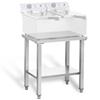 Uniwersalna podstawa stojak pod frytownicę 62 x 42cm do 150kg Royal Catering RCSF-15D