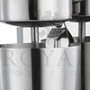 Barowy milkshaker koktajler spieniacz do mleka 700ml 180W Royal Catering RCMS-1 B-Ware
