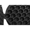 Gofrownica opiekacz do gofrów bąbelkowych bubble waffle 1415W Royal Catering RCWM-1400-B