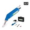 Nóż termiczny do cięcia styropianu tkanin tworzyw sztucznych do 500C 60W + ostrze typu R