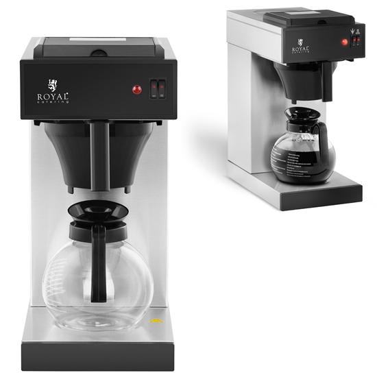 Ekspres przelewowy do kawy 2000W 2 L + Dzbanek