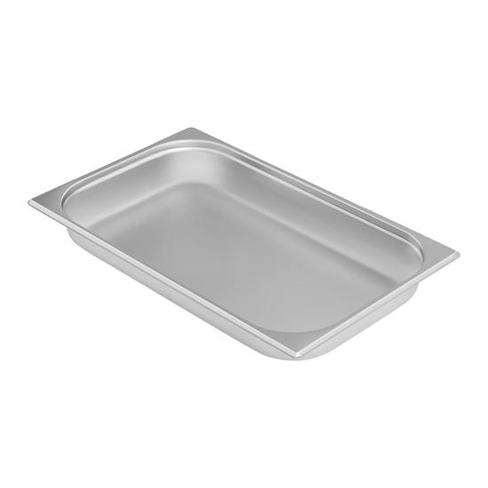 Pojemnik naczynie gastronomiczne stalowe GN1/1 gł. 65 mm