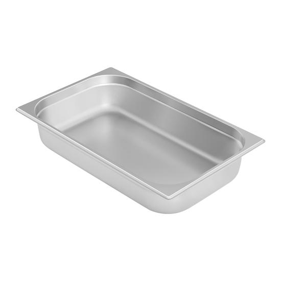 Pojemnik naczynie gastronomiczne stalowe GN1/1 gł. 100 mm