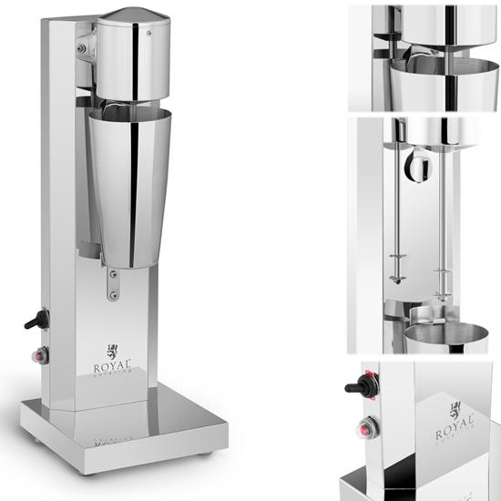 Spieniacz shaker do mleka milkshaker 18000 obr./min + Kubek 0.8 L