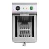 Frytownica nastawna gastronomiczna elektryczna z kranem 230 V 3500W 16 L