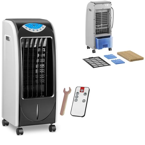 Mobilny klimatyzator klimatyzer domowy na kółkach 85W + Pilot bezprzewodowy