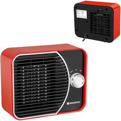Grzejnik termowentylator ogrzewacz elektryczny 128C 1200 W CON.EH.1200