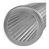 Wkład do wędzarni na wiórki zrębki drewna tuba nierdzewna 30.5x5.2cm