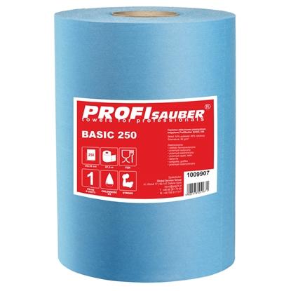 Czyściwo włókninowe przemysłowe bezpyłowe ProfiSauber BASIC 250