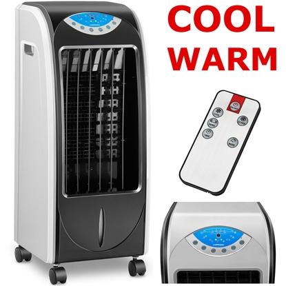 Klimatyzer do domu i biura z nawilżaczem i oczyszczaczem powietrza 72W - 3w1