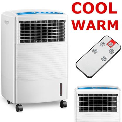 Klimatyzer do domu i biura z nawilżaczem i oczyszczaczem powietrza 85W - 3w1