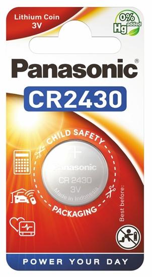 bateria litowa Panasonic CR2430 (blister)