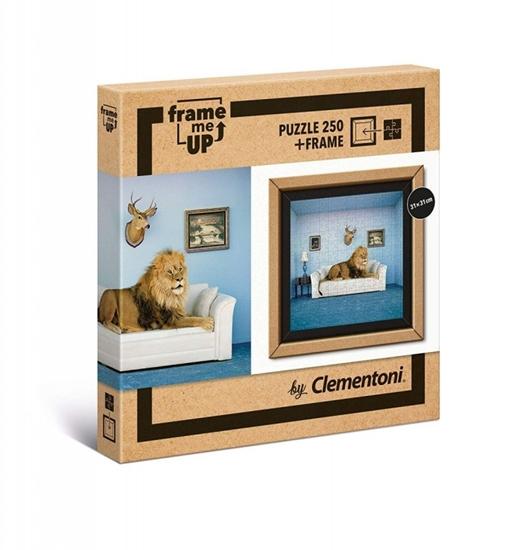 Puzzle 250 elementów Frame Me Up - Pan domu (GXP-683681)