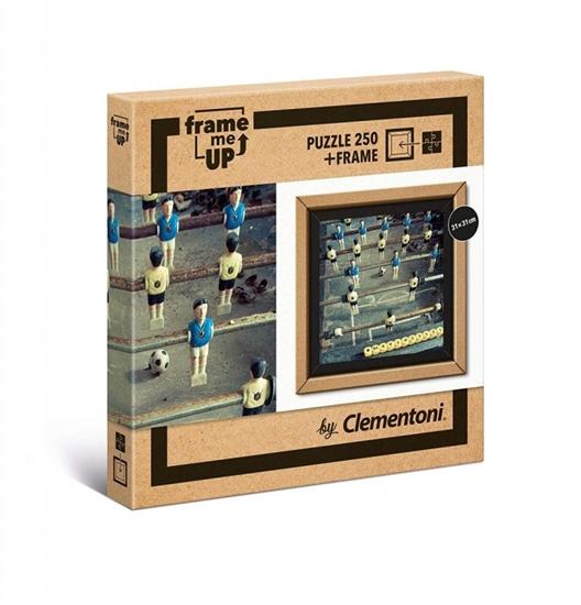 Puzzle 250 elementów Frame Me Up - Piłkarzyki (GXP-683684)