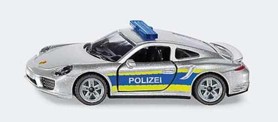 Siku 1528 Policja Porsche 911 (GXP-652204)
