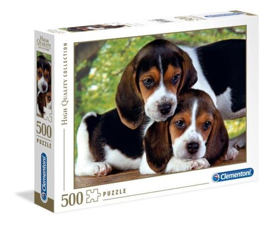 Clementoni Puzzle 500el Close together 30289 p6, cena za 1szt. (30289 CLEMENTONI)