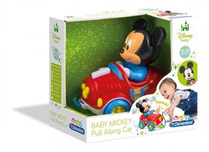 Baby Miki Samochodzik do ciągnięcia (GXP-629221)