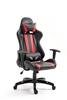 Fotel gamingowy ANGEL Eva czarno-czerwony