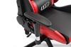 Fotel gamingowy ANGEL Hero czarno-czerwony
