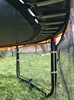 Trampolina Ogrodowa 312cm/10ft pomarańczowa Maxy Comfort Z Wewnętrzną siatką