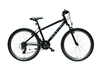 "Rower MAXIM 26"" MS 3.1 (14"") czarny"