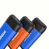 Ładowarka / power bank do akumulatorów cylindrycznych Li-ion 18650 Xtar PB2C czarny