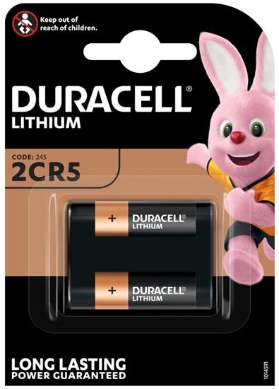 bateria foto litowa Duracell 2CR5 DL245