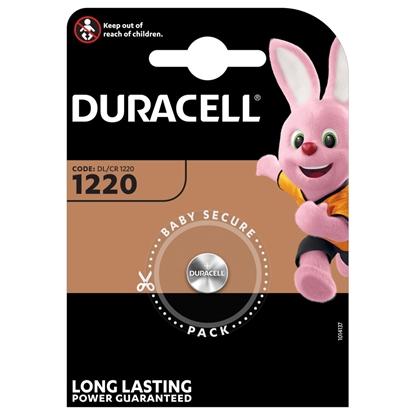 bateria litowa mini Duracell CR1220 DL1220 ECR1220
