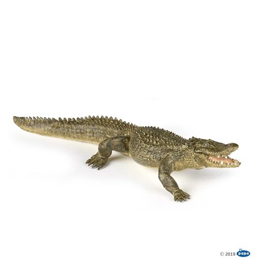 Papo 50254 Aligator   19x6,5x2cm