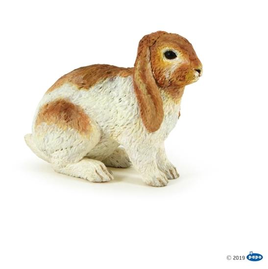 Papo 51173 królik Holland Lop