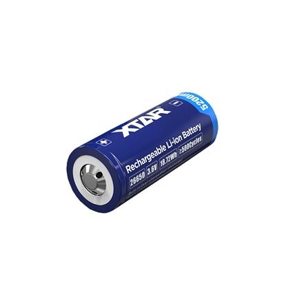 akumulator Xtar 26650 3,6V Li-ion 5200mAh z zabezpieczeniem  BUTTON TOP