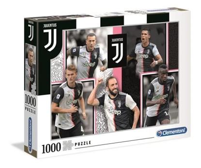 Clementoni Puzzle 1000el Juventus 2020 3 39531 (39531 CLEMENTONI)