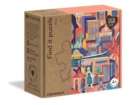 "Clementoni Puzzle ""Znajdź to"" Zima 50160 (50160 CLEMENTONI)"