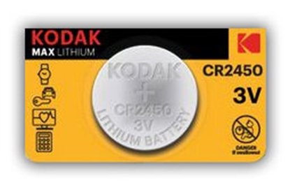 bateria litowa KODAK Max Lithium CR2450