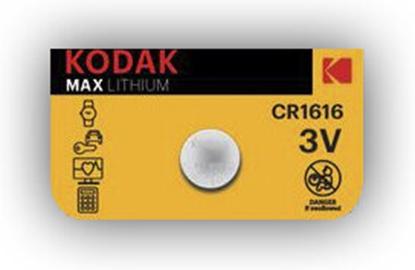 bateria litowa KODAK Max Lithium CR1616
