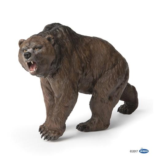Papo 55066 Niedźwiedź jaskiniowy  13,5x5,5x8,5cm