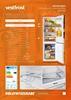VESTFROST VR-FB373-2E0OR Orange Salvador Dali