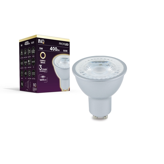 LAMPA LED  GU10 ProfiLED 5 3000K 400lm INQ